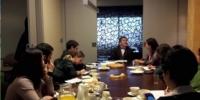 El pasado día 17 en ADEFARMA, tuvo lugar el ya tradicional Roscón, un encuentro con la prensa para hablar sobre la actualidad de la farmacia.