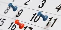 Próximos eventos: 13,14, 15 y 22 de noviembre